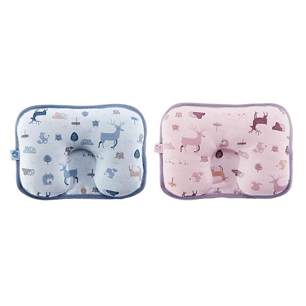 KUKU酷咕鴨 北歐迷境森林護頭枕(藍星森林/粉彩森林)(KU2091)[衛立兒生活館]