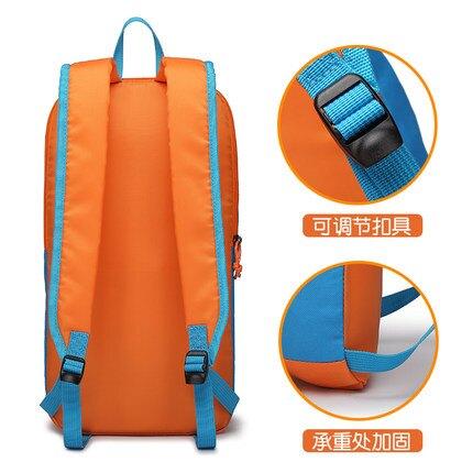 戶外小背包女輕便韓版潮休閒小容量學生書包運動背包男迷妳旅行包  限時特惠
