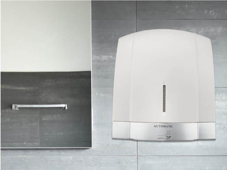 高速幹手器    全自動衛生間感應干手器烘手機器洗手間廁所吹手烘干機干手機商用