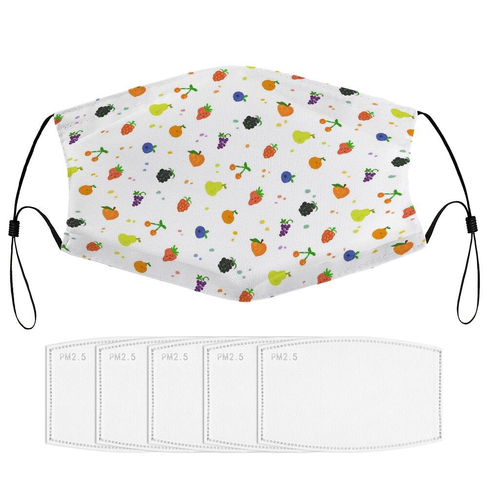 兒童帶濾片防塵口罩 (15片裝) 空汙防護 設計師產品