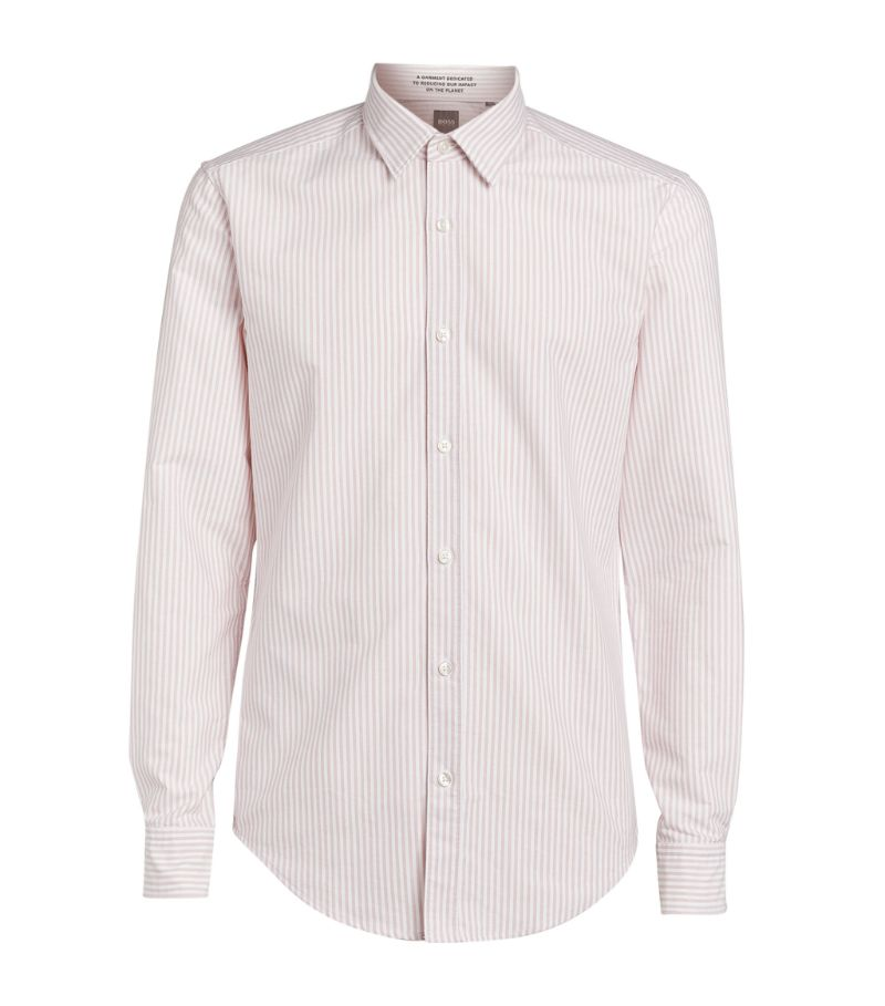 Boss Bengal Stripe Oxford Shirt