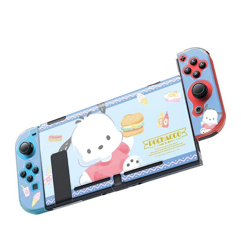 【Hong Man】三麗鷗系列 任天堂 Switch 保護殼 - 帕恰狗