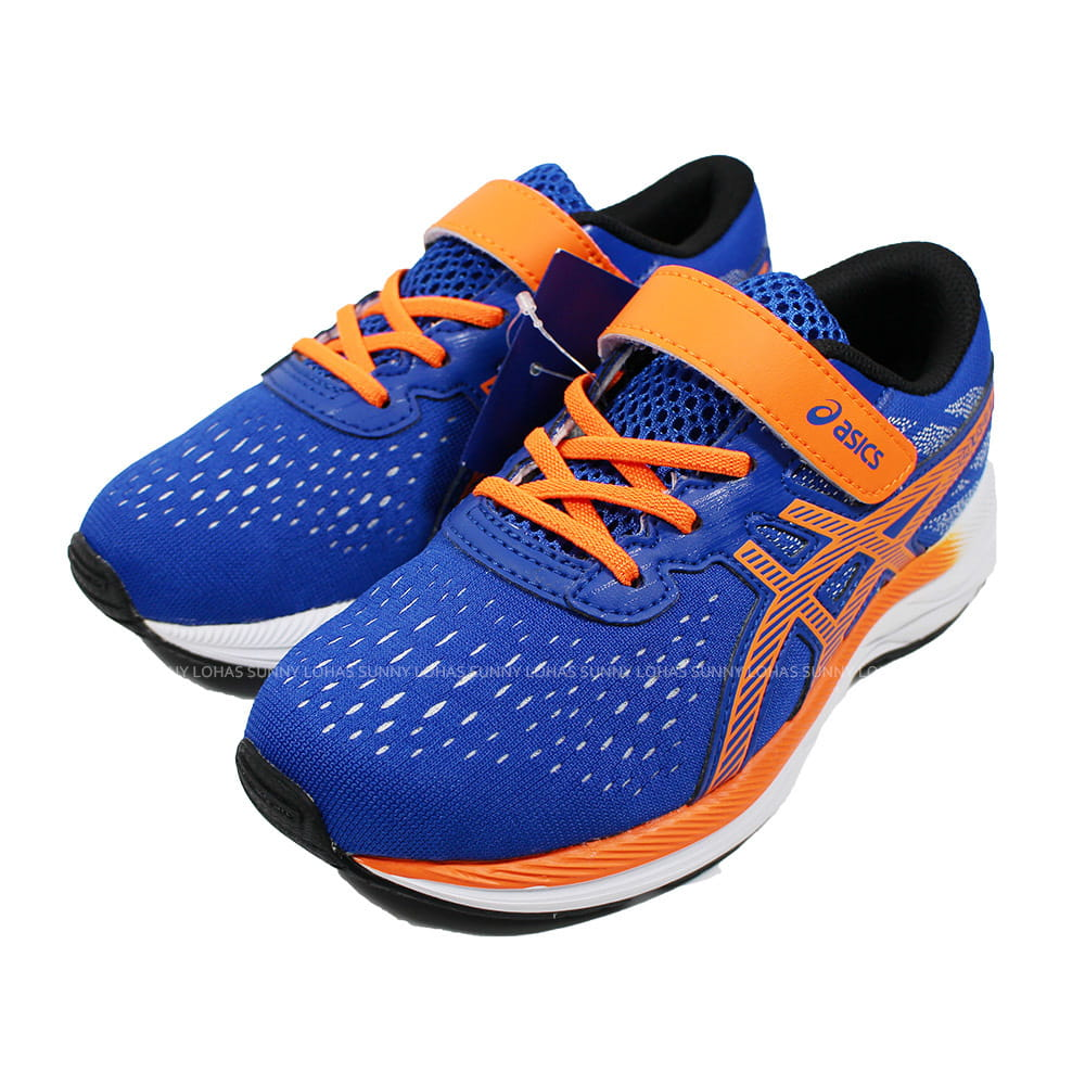 (B9) ASICS 兒童慢跑鞋 1014A115-405