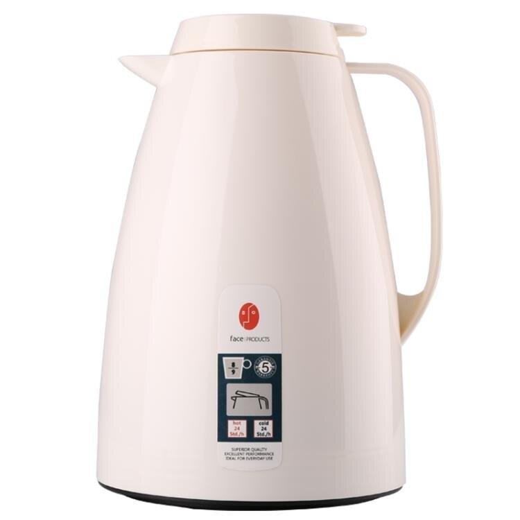 【免運】大容量保溫水壺家用保溫壺保溫瓶暖水壺暖壺玻璃內膽熱水瓶 黛尼時尚精品