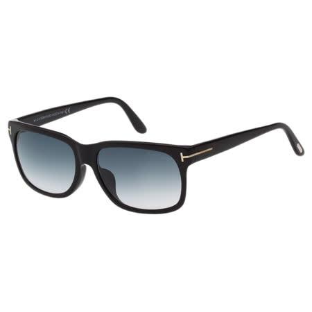 TOM FORD 經典基本款 太陽眼鏡-黑色-TOM376F