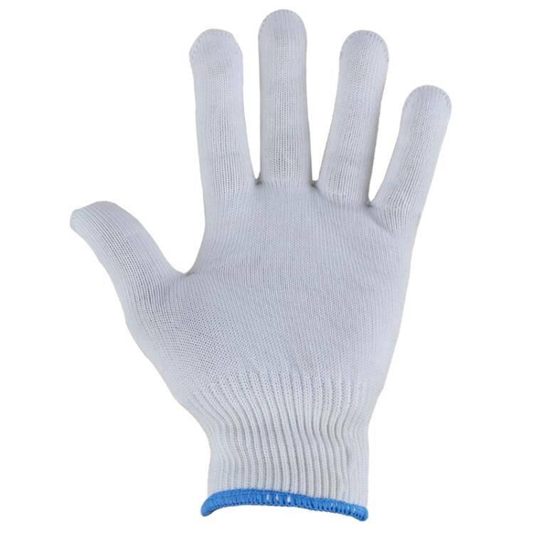 防割手套 316不銹鋼 鋼絲防割手套屠宰裁剪防護手套防刺戰術殺魚金屬鐵手套
