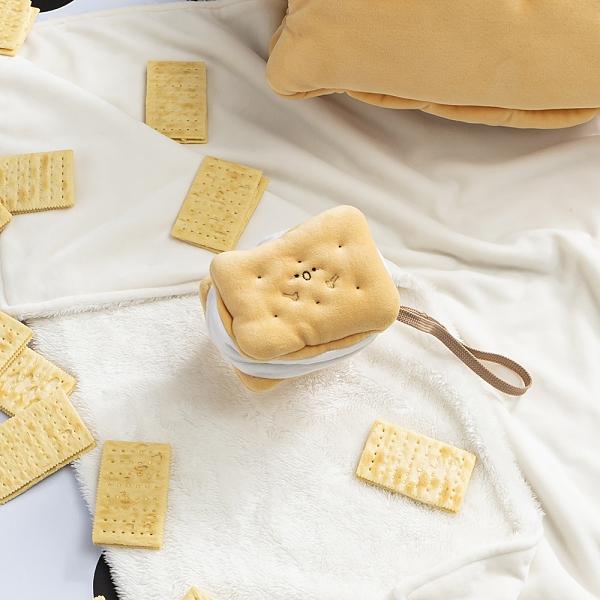 【兒童節】玩味甜點-濃餅乾零錢包-生活工場