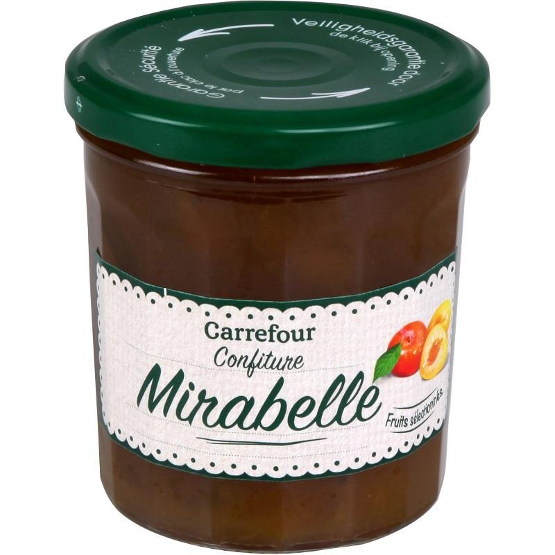 家樂福洛林米拉貝爾李子果醬-370g