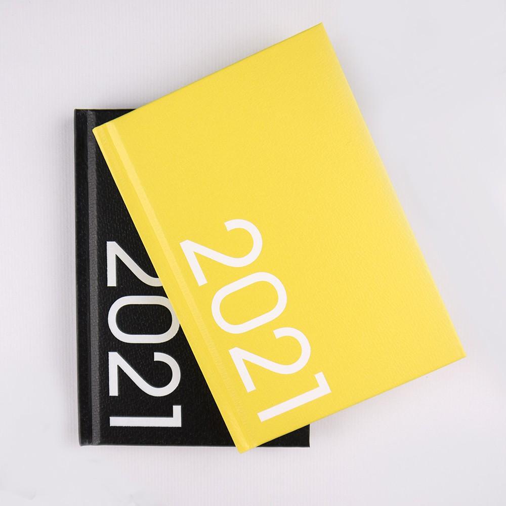 【Conifer】2021年50K玩色精裝直式週誌 MIT 無酸紙 FSC 手帳