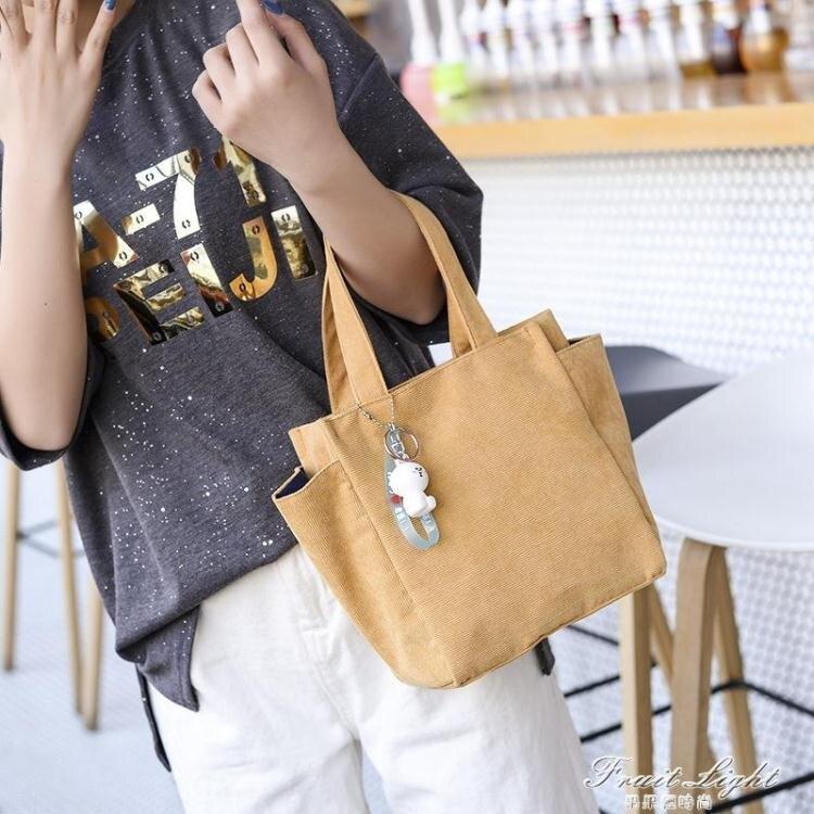 手提包女包帆布2020新款潮手拎袋小包包布包媽媽上班時尚夏天【新品】