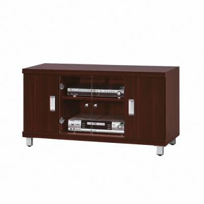 AS-凱特胡桃3.5尺電視櫃-106.1x45.5x51.5cm