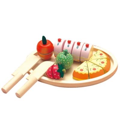 日本Ed-Inter - 木玩系列(午餐派對)