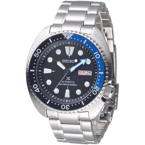 SEIKO精工機械錶 PROSPEX SRP787K1潛水夫200M自動機械錶-黑/藍 廠商直送 現貨