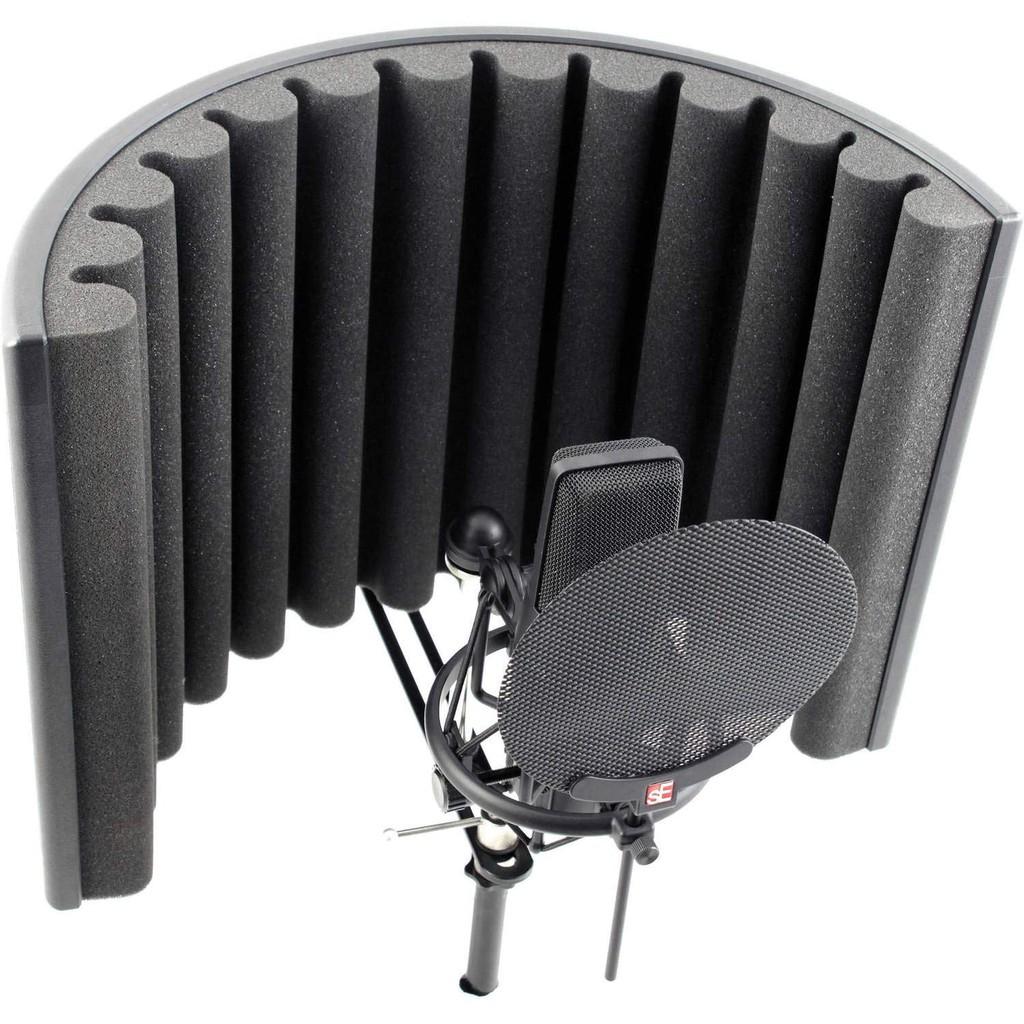 英國sE Electronics RF-X可攜式人聲麥克風專業吸音屏(含稅保固)【音響世界】