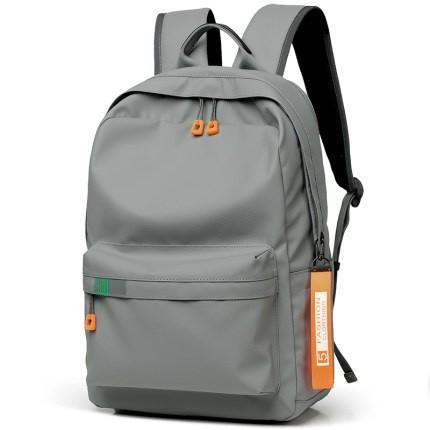 旅行背包 2020新款雙肩包男士旅行休閒書包中學生初中生潮大學生電腦背包男男