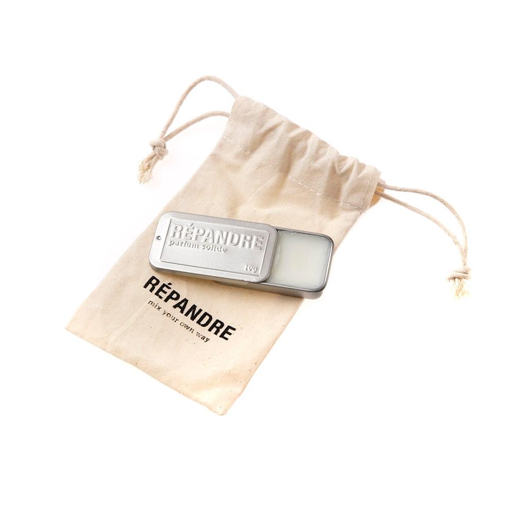 hoi實驗室香氛 香水香膏- 皮革菸草/海鹽鼠尾草