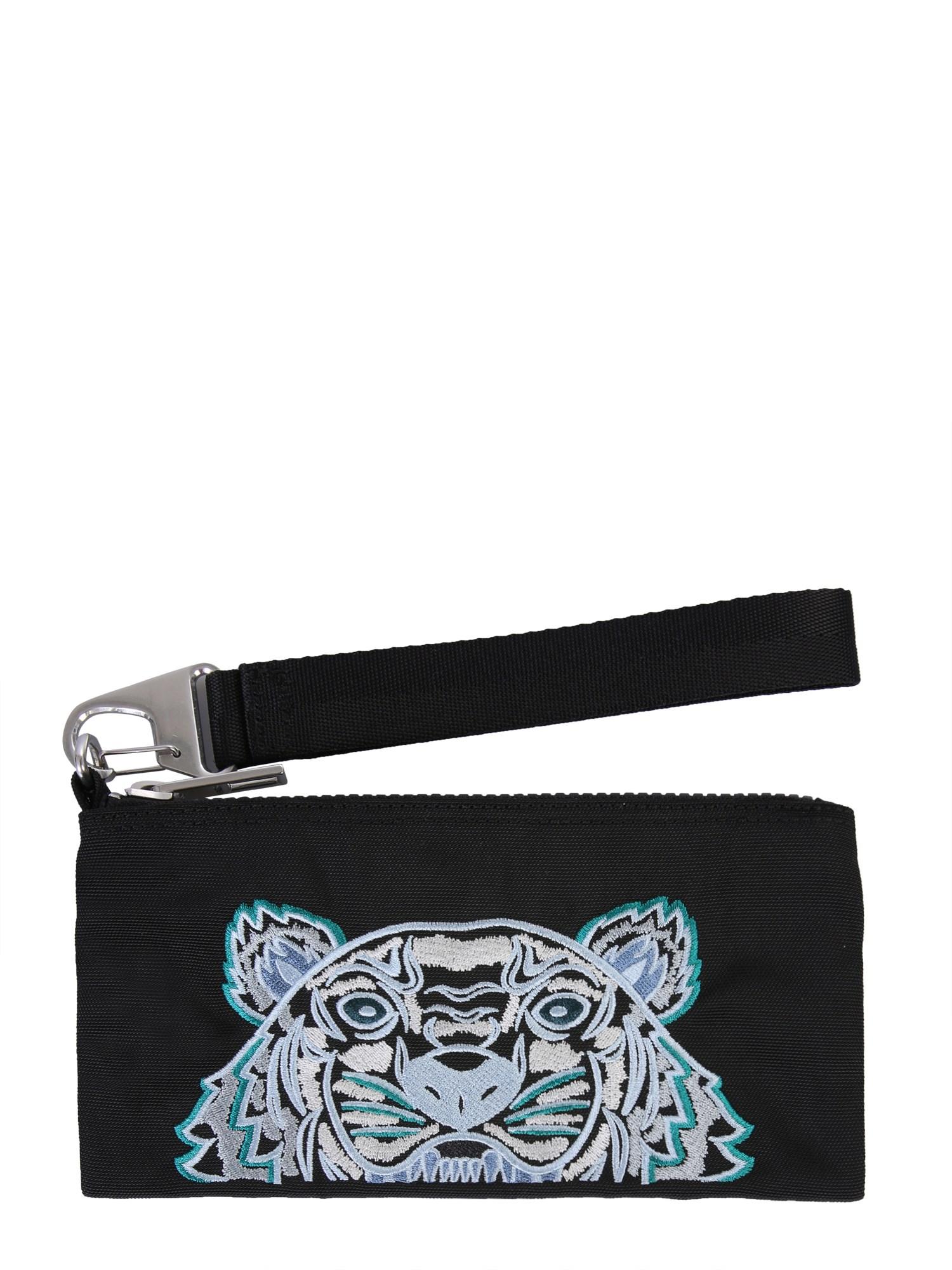 "kenzo ""tiger"" wallet"