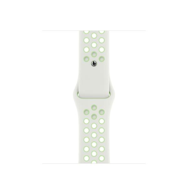 40 公釐雲杉灰綠色配霧綠色 Nike 運動型錶帶 – 標準 -