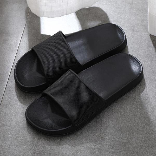 居家拖鞋 拖鞋男夏家用防滑洗澡夏季涼拖鞋居家男女士夏天室內防滑家用靜音