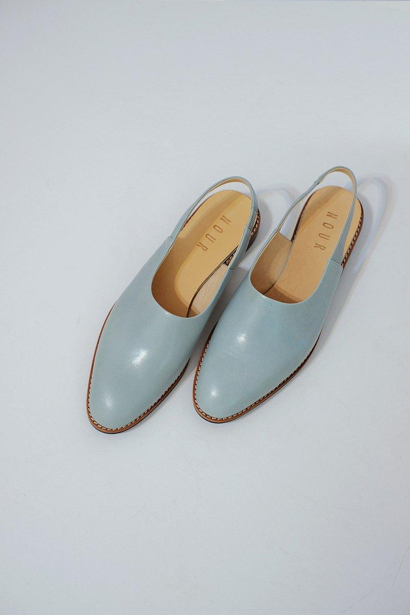 NOUR sandal / NOUR 簡約涼鞋 - Lemone e Basilico 檸檬羅勒