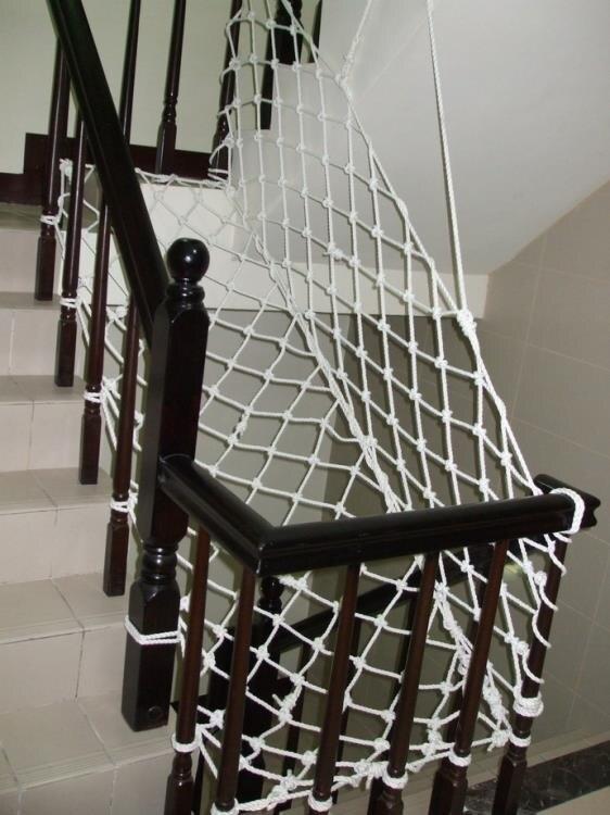 [限時搶購]兒童護欄網高空墜物樓梯防護網陽臺閣樓防墜網細孔加厚安爬網