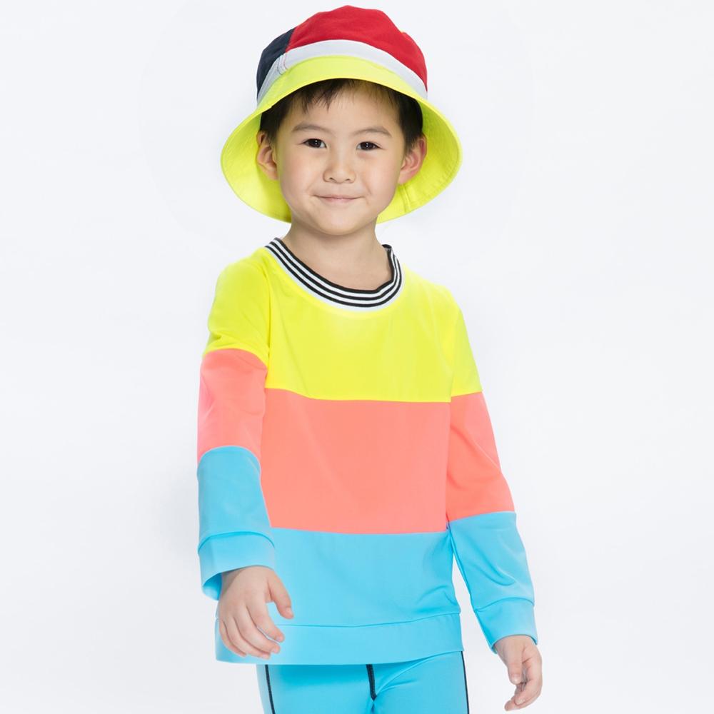 【HOII后益】彩虹圓領T-兒童