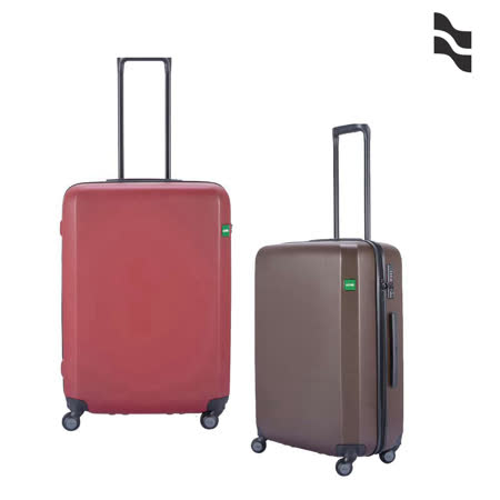 《Traveler Station》LOJEL RANDO 27吋 拉鍊拉桿箱 旅行箱/行李箱