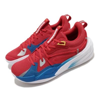 Puma 籃球鞋 RS Dreamer Super 男鞋 瑪利歐 Kuzma 避震 聯名款 紅 藍 19460601
