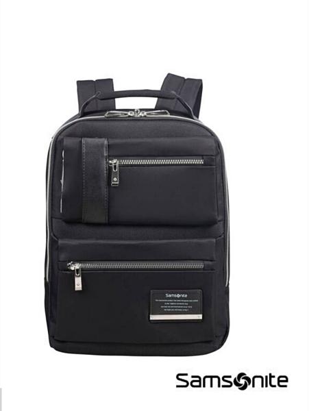 Samsonite新秀麗 OPENROAD LADY 商務筆電後背包13吋-黑色