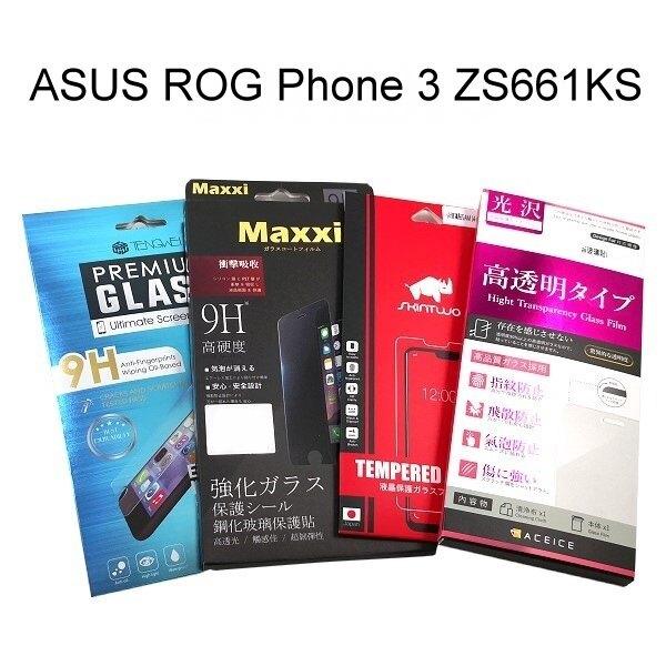 鋼化玻璃保護貼 ASUS ROG Phone 3 ZS661KS (6.59吋)