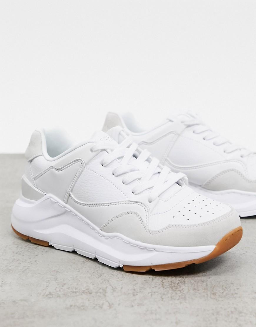 Skechers Rovina trainers in white