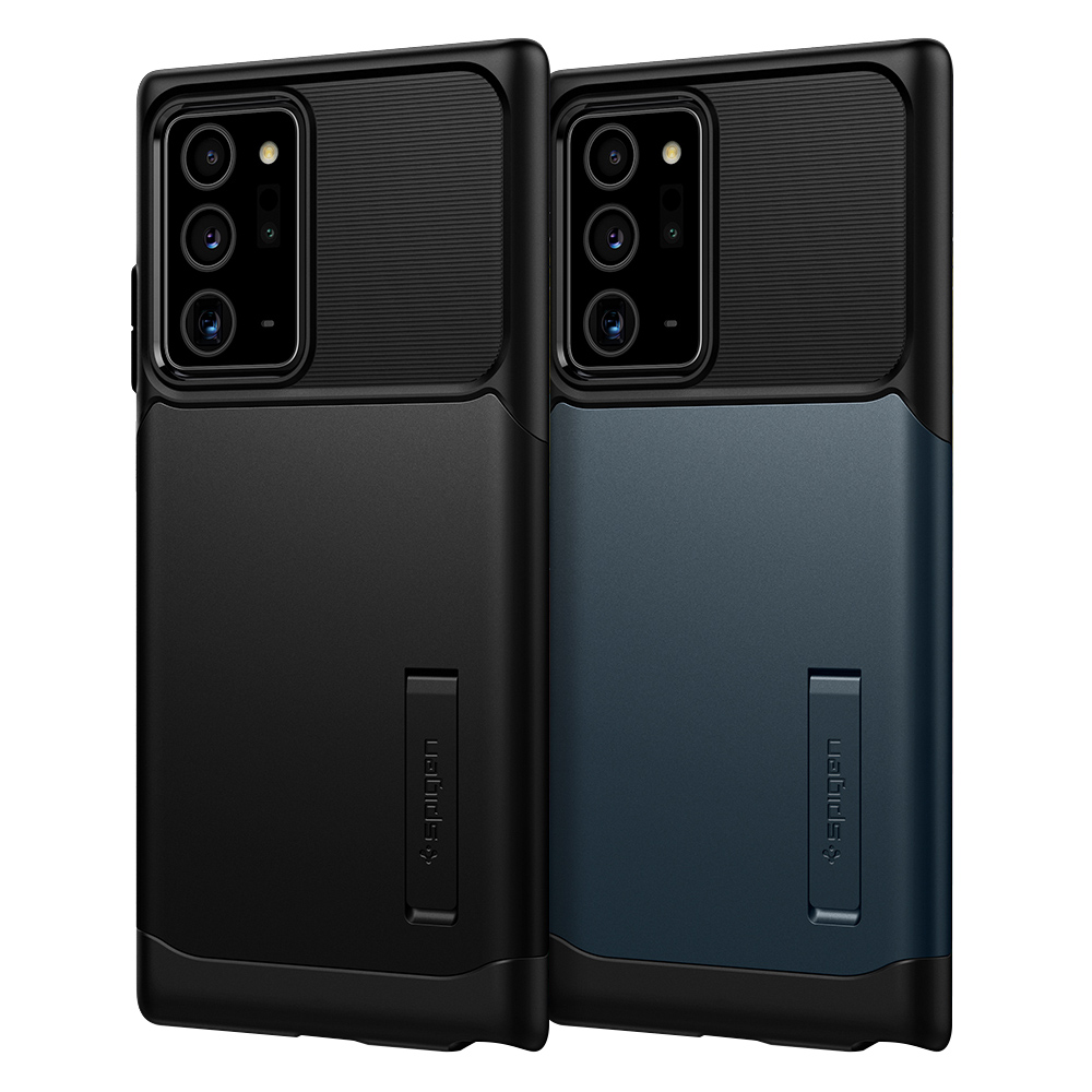 SGP / Spigen Galaxy Note 20 / 20 Ultra Slim Armor-軍規防摔保護殼
