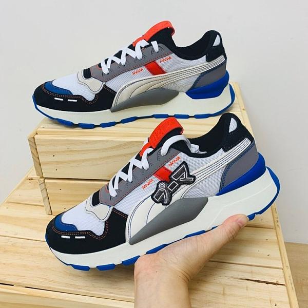 【折後$3280】PUMA RS 2.0 Japanorama 黑白 灰紅藍 男鞋 日文圖樣 後底 老爹鞋 運動鞋 37445501