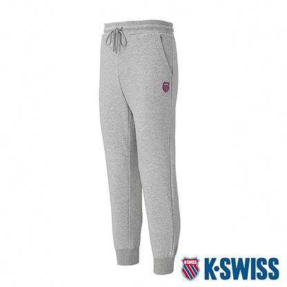 K-SWISS Court Sweatpants運動長褲-男-灰