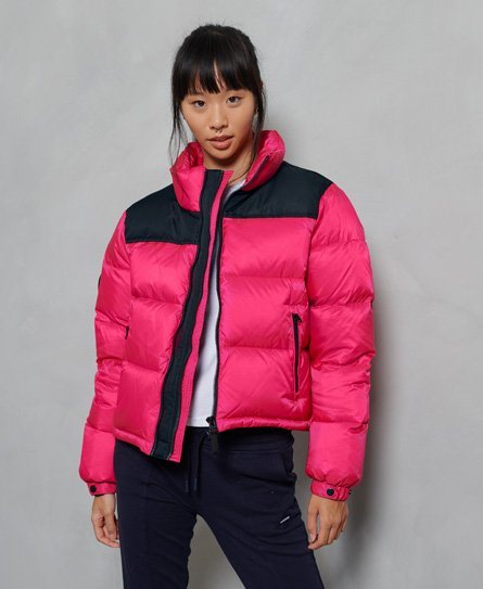 Superdry Sportstyle Code Puffer Jacket
