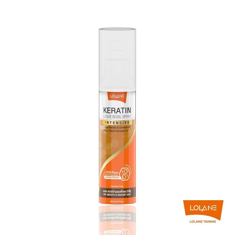 LOLANE 高效修復角蛋白護髮精華液(140ml)