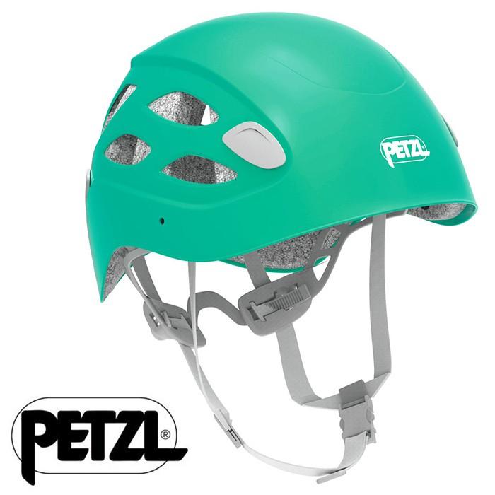【Petzl 法國】BOREA 女用攀登頭盔 攀岩頭盔 溯溪 登山 綠色 (A048BA00)