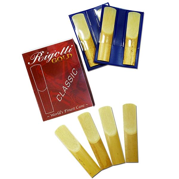 Rigotti Gold Classic單簧管天然簧片10盒量販組-/法國原裝進口/原廠公司貨