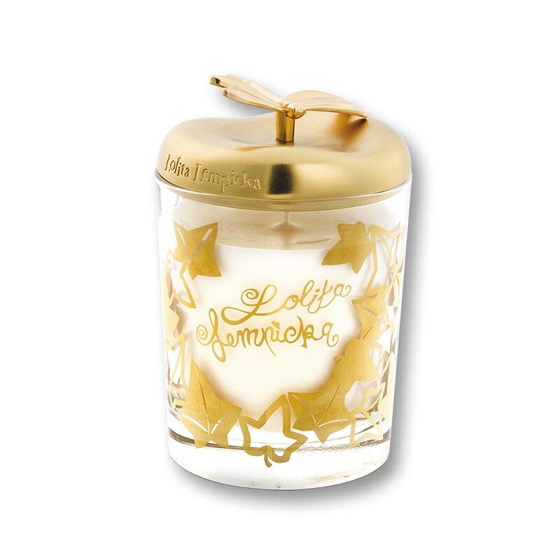 優雅女神【柏格Berger】香氛蠟燭240g禮盒(設計師限量款)*透明