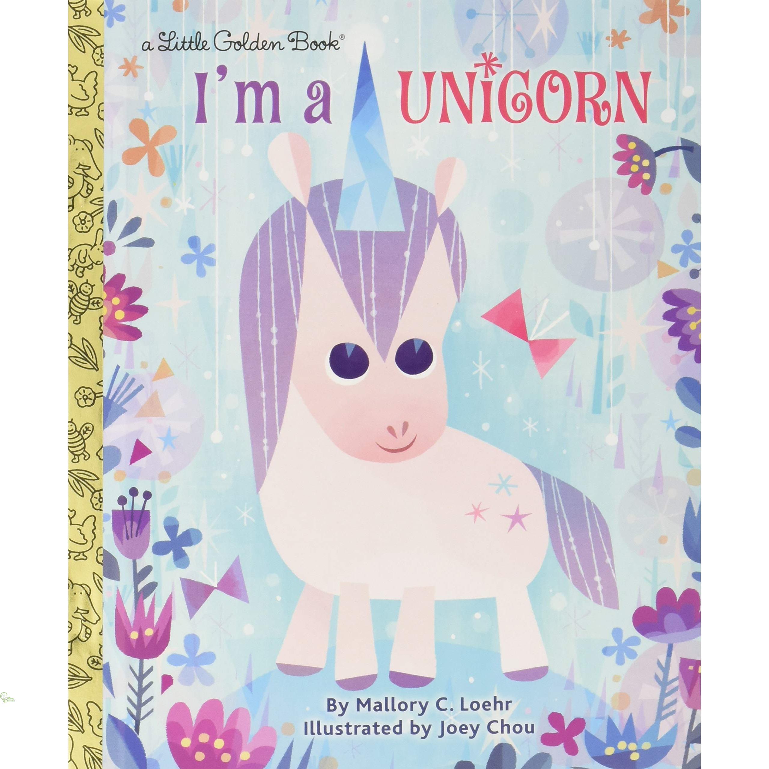 I'm a Unicorn【禮筑外文書店】(精裝)[79折]