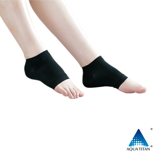 【Phiten®銀谷】露趾版短襪 / 一雙