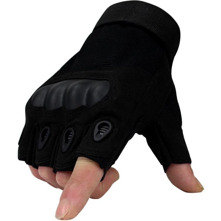 特種兵戰術手套戶外耐磨格斗特戰半指作戰07手套防刺男防割冬保暖