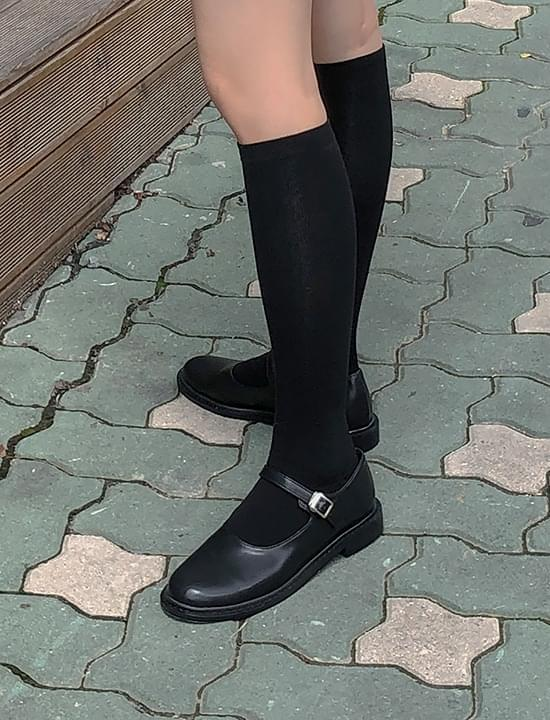 韓國空運 - Babydoll Mary Jane 平底鞋