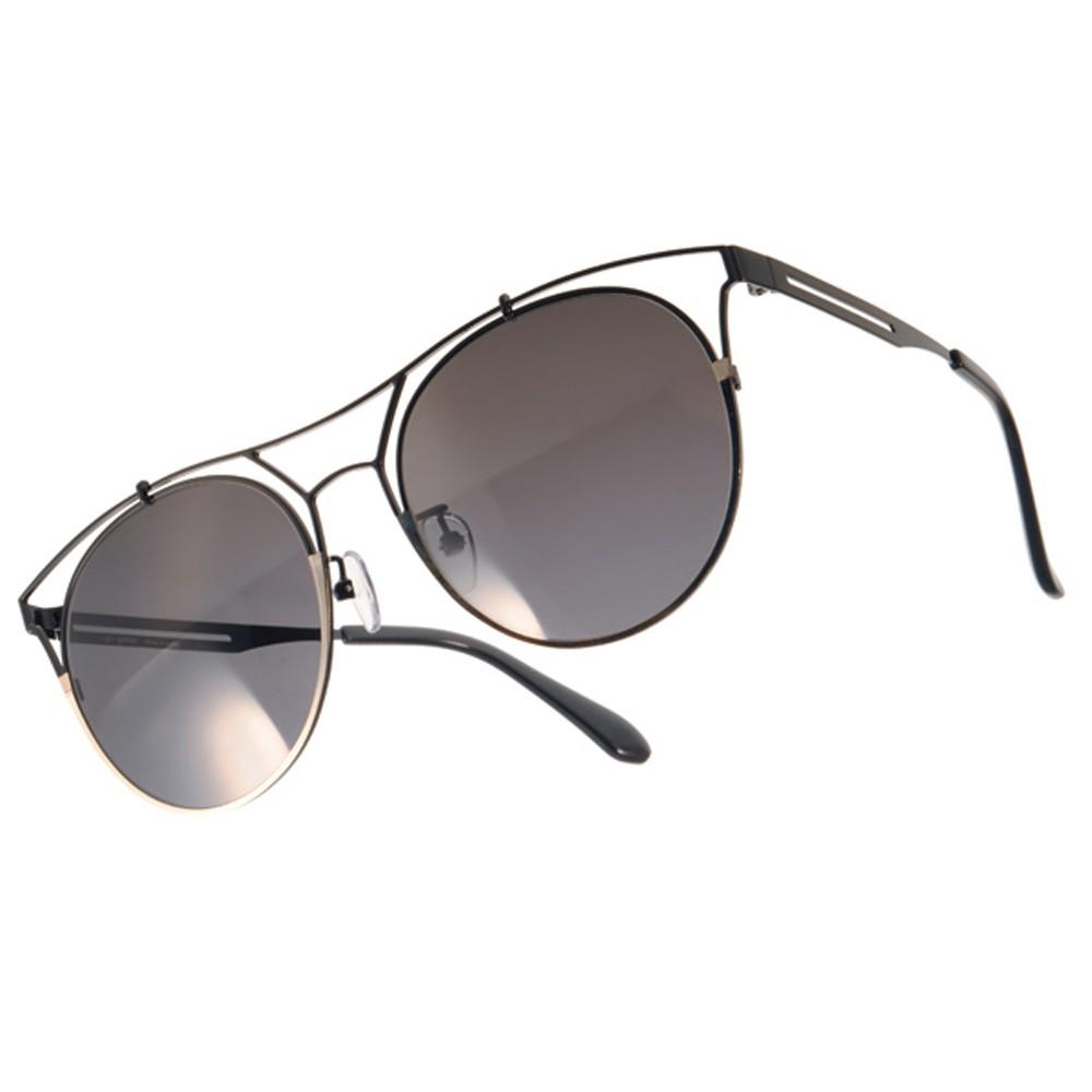 Go-Getter 太陽眼鏡 GS0004 C03 韓版時尚摩登造型款 - 金橘眼鏡