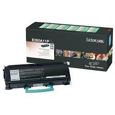 Lexmark E260A11P E260n 原廠碳粉匣