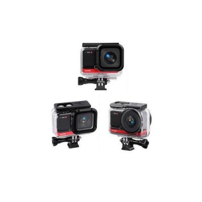 【LOTUS】INSTA360 ONE R 全景鏡頭套組 防水殼 潛水盒 30米 無紅濾鏡