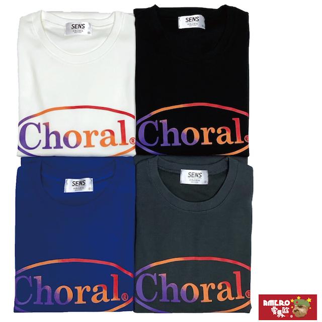 【AMERO】正韓 男裝圓領短袖T恤 韓國漸層英文字印花 寬鬆版型 落肩款 五分袖 情侶裝