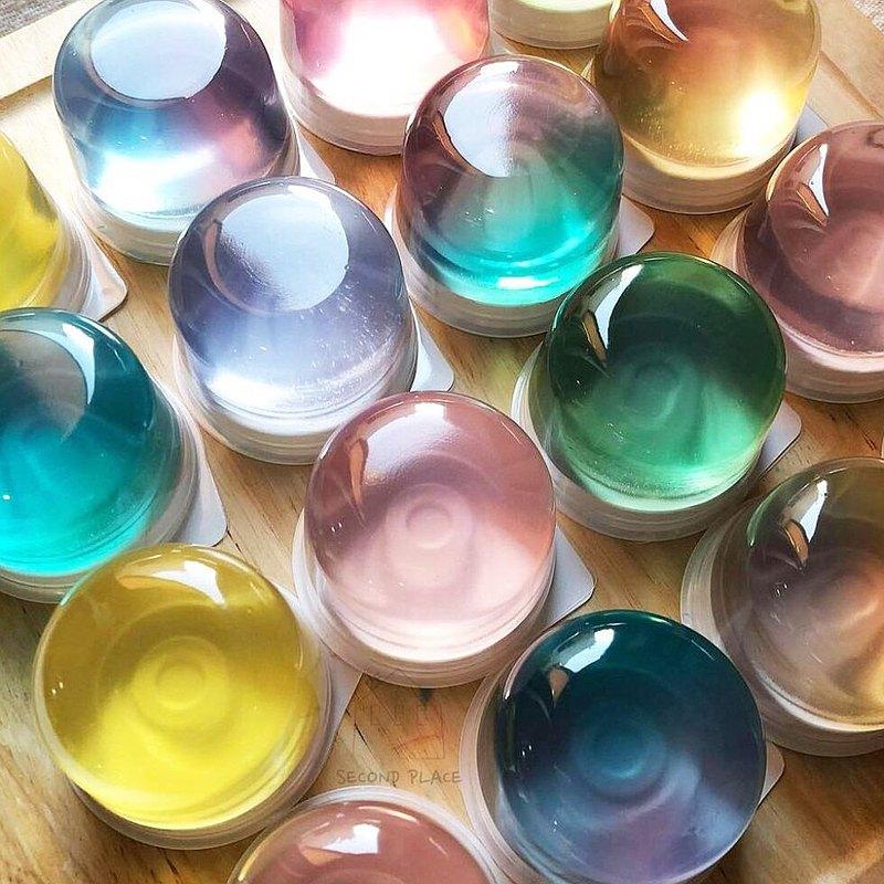 寶石皂證書課程-水晶柱皂-拉長石皂-MP皂-AROMATICA協會