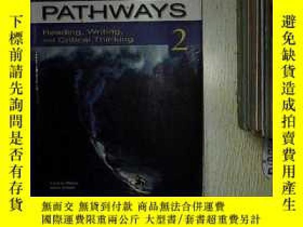 二手書博民逛書店PATHWAYS罕見2 途徑2Y261116