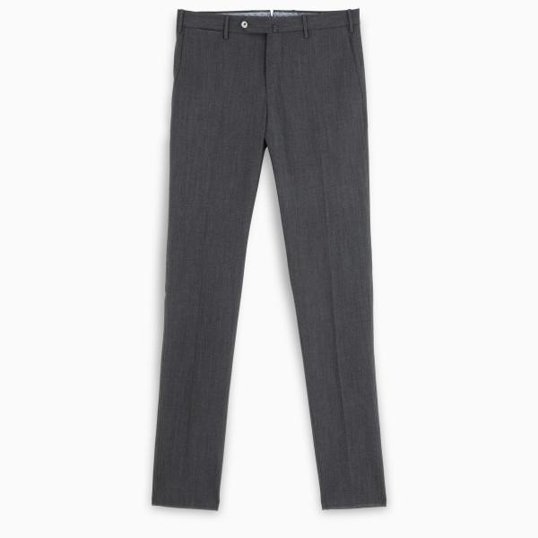 PT01 Forward Grey slim trousers